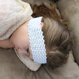 ear ache, covered ear